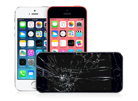 iPhone 5S Repair Largo St Pete Clearwater FL